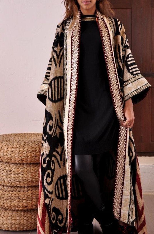 صور عبايات كويتية , شوفي روعة التصميم للعباية الكويتية