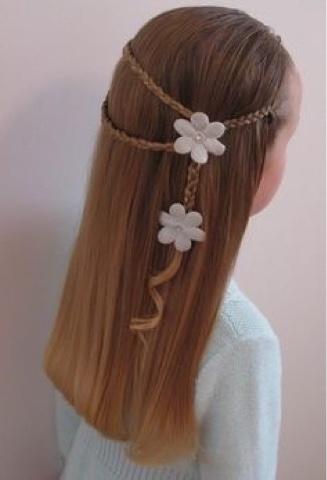 بالصور تسريحات بنات , تسريحة شعر جميلة 2183 4