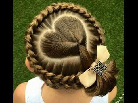 صوره تسريحات بنات , تسريحة شعر جميلة