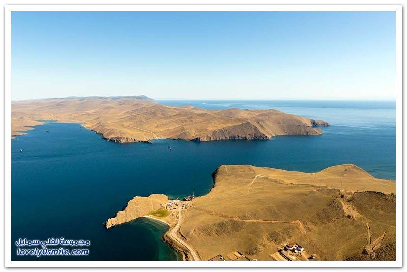 بالصور اكبر بحيرة في العالم , اجمل بحيرة عذبة 2184 3