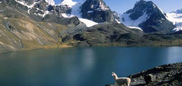 بالصور اكبر بحيرة في العالم , اجمل بحيرة عذبة 2184 7