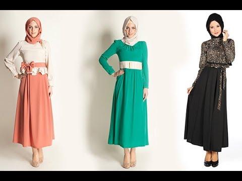 صورة ملابس محجبات للبيع , ارخص لباس محجبات