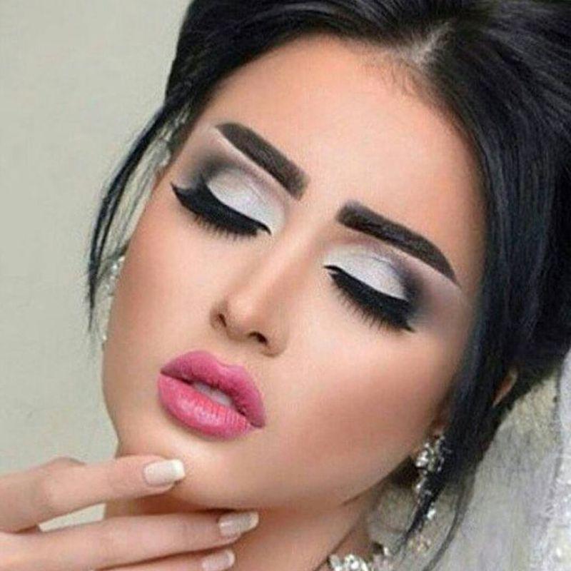 صورة صور مكياج عرايس ناعم , اجمل مكياج زفاف