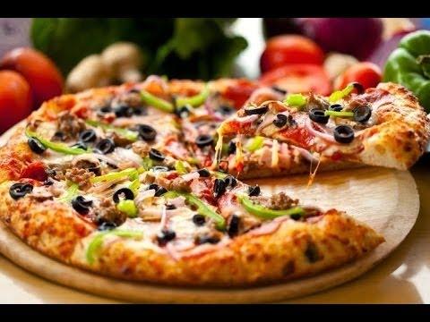 صورة كيفية تحضير البيتزا , اسهل طريقة لاعداد البيتزا