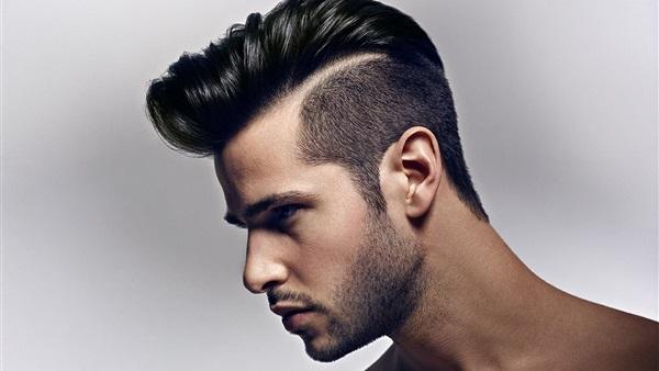 بالصور صور قصات شعر رجالي , اجدد موضة لقصات الشعر الرجالي 2626 4