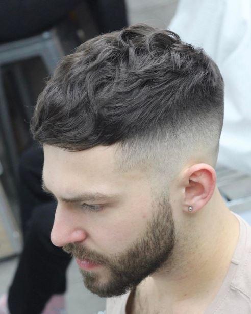 بالصور صور قصات شعر رجالي , اجدد موضة لقصات الشعر الرجالي 2626 7