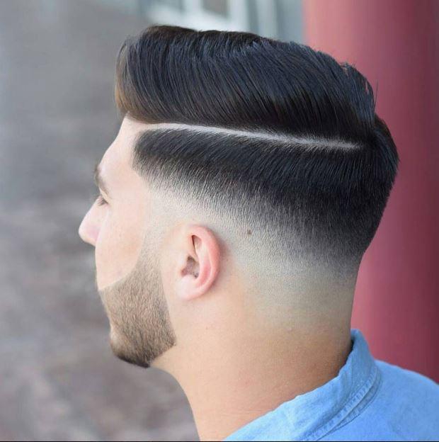 بالصور صور قصات شعر رجالي , اجدد موضة لقصات الشعر الرجالي 2626