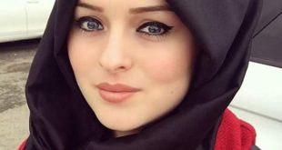 صور بنات محجبات جميلات , اجمل لفات الطرح 2019