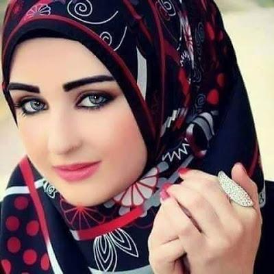بالصور صور بنات محجبات جميلات , اجمل لفات الطرح 2019 2697 7