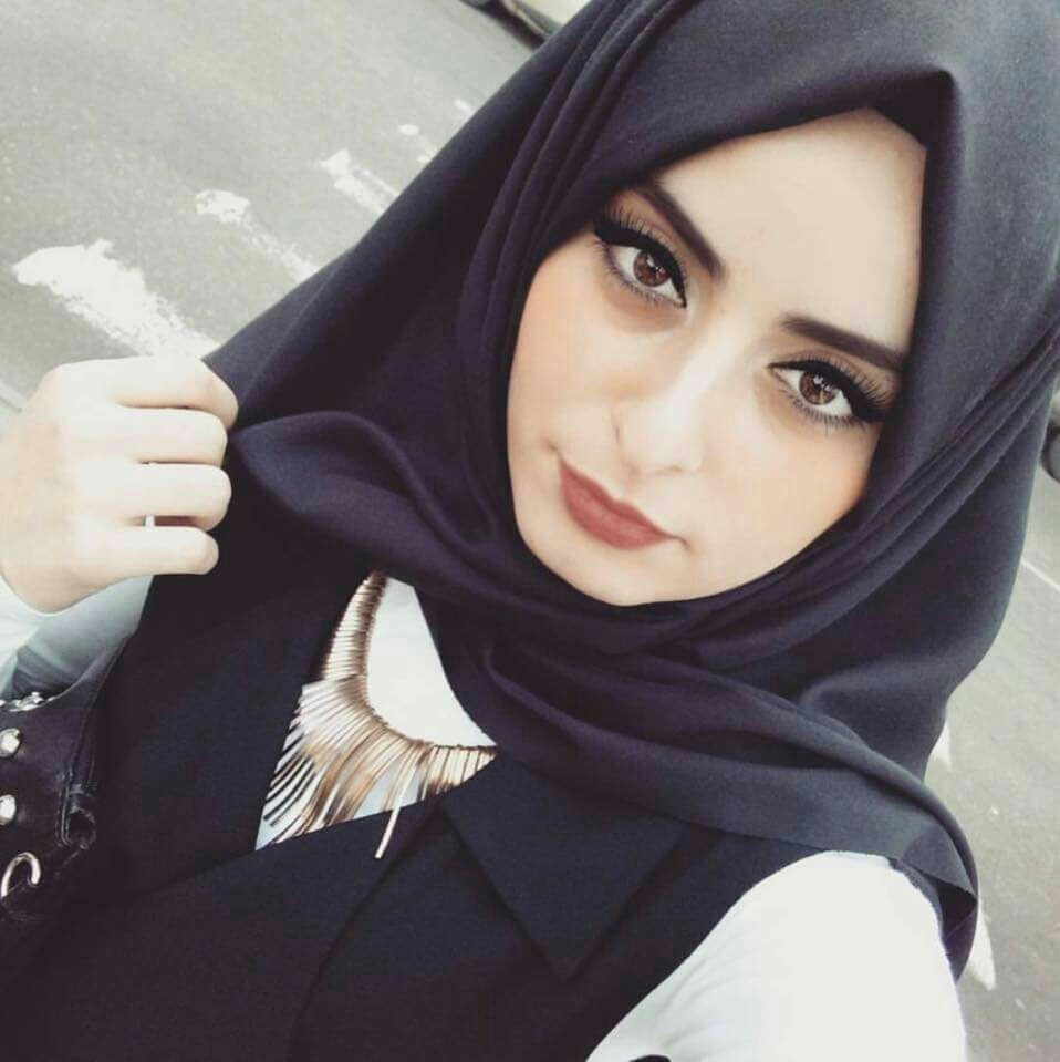 بالصور صور بنات محجبات جميلات , اجمل لفات الطرح 2019 2697 9