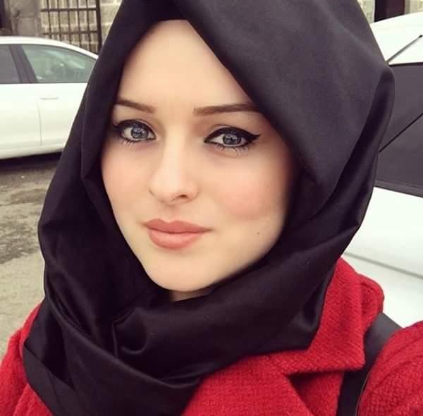 صور صور بنات محجبات جميلات , اجمل لفات الطرح 2019