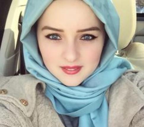 بالصور صور بنات محجبات جميلات , اجمل لفات الطرح 2019 2697