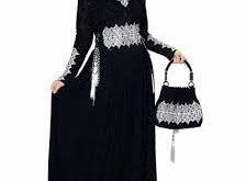 صورة عباية مغربية , اشيك ازياء مغربي فخمه