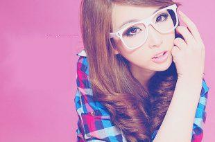 صورة بنات كوريات كيوت بالنظارات , صور صبايا من كوريا ستايل