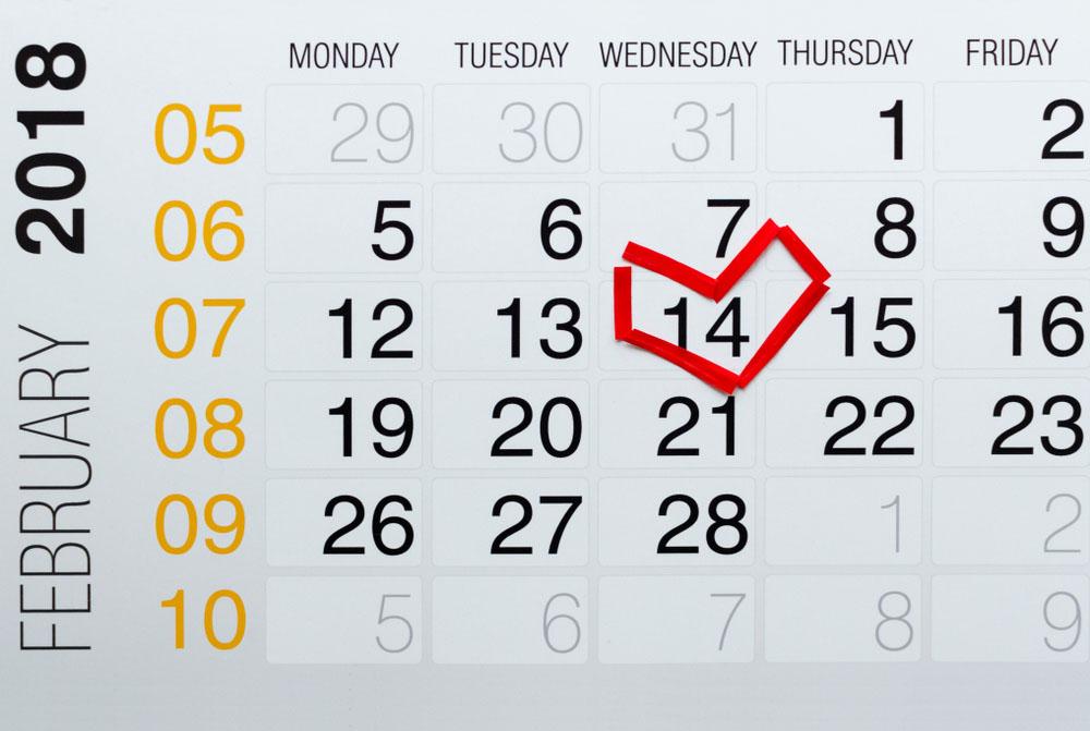 بالصور متى عيد الحب , ماهو موعد الاحتفال بيوم العشاق 2734 1