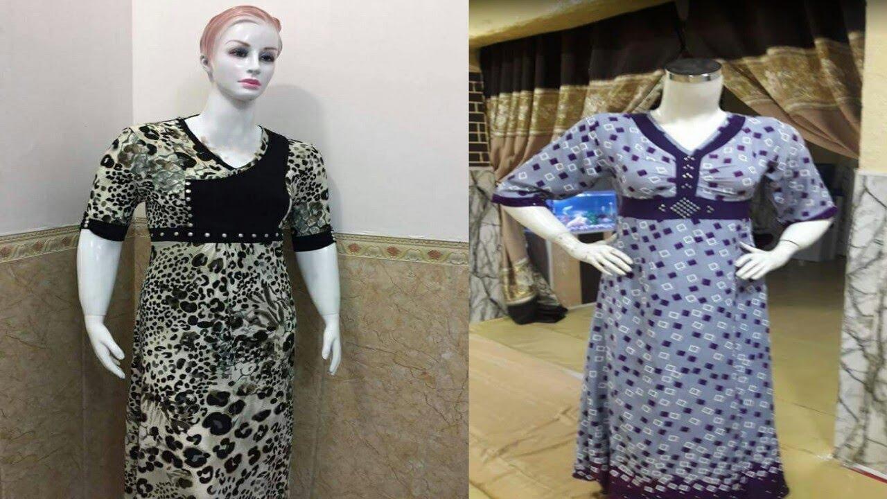 بالصور مدلات قنادر , اخر صيحه2019 للثياب 2740 7
