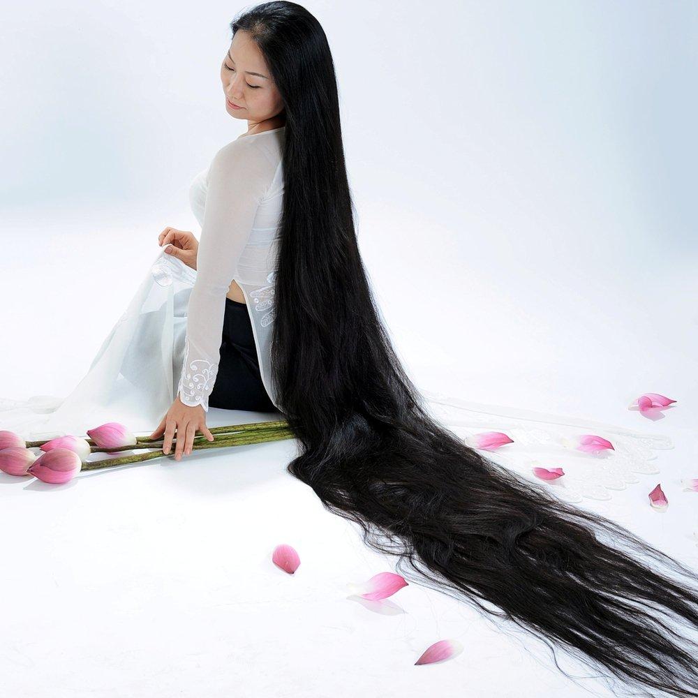 صورة وصفة لتطويل الشعر بسرعة , خلطات طبيعيه تجعل الشعر اطول