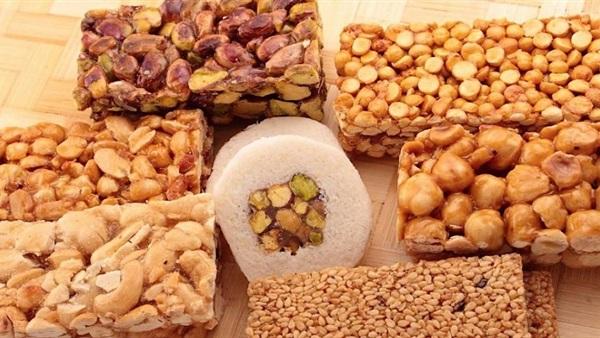 صورة حلاوة المولد , صور حلويات نواشف