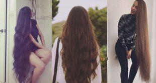 وصفات لتطويل الشعر , خلطات تزيد الشعر طولا
