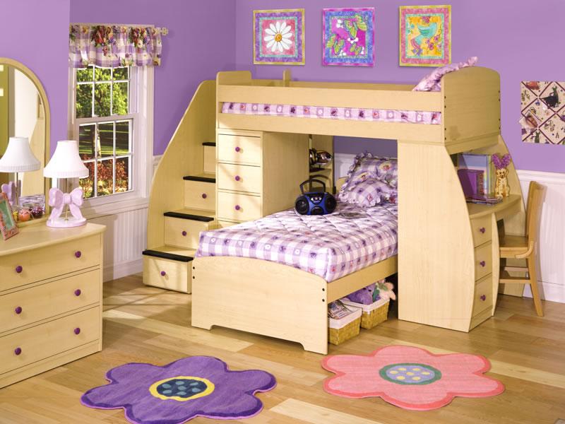 صورة صور غرف نوم اطفال , ديكور مودرن لاوض الصغار 2987 2