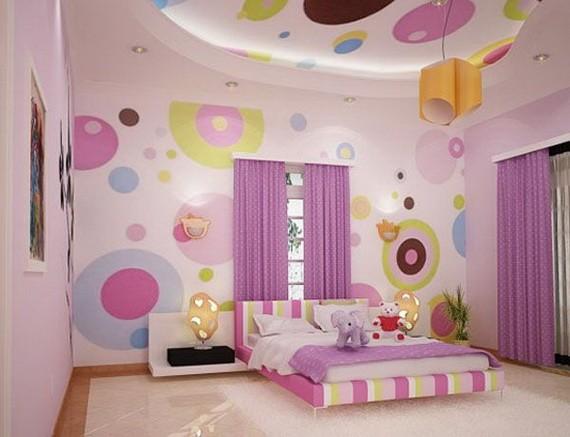 صورة صور غرف نوم اطفال , ديكور مودرن لاوض الصغار 2987 5