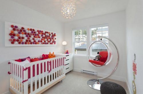 صورة صور غرف نوم اطفال , ديكور مودرن لاوض الصغار 2987 6