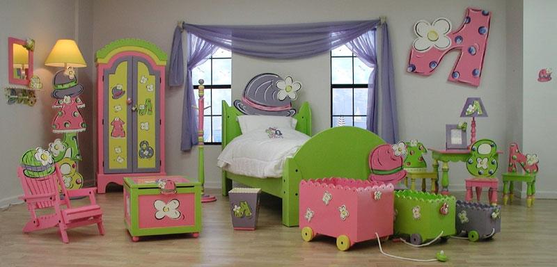 صورة صور غرف نوم اطفال , ديكور مودرن لاوض الصغار 2987