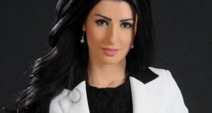 صور لينا زهر الدين , من هى الاعلاميه لينا