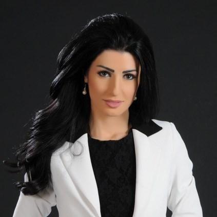 صورة لينا زهر الدين , من هى الاعلاميه لينا