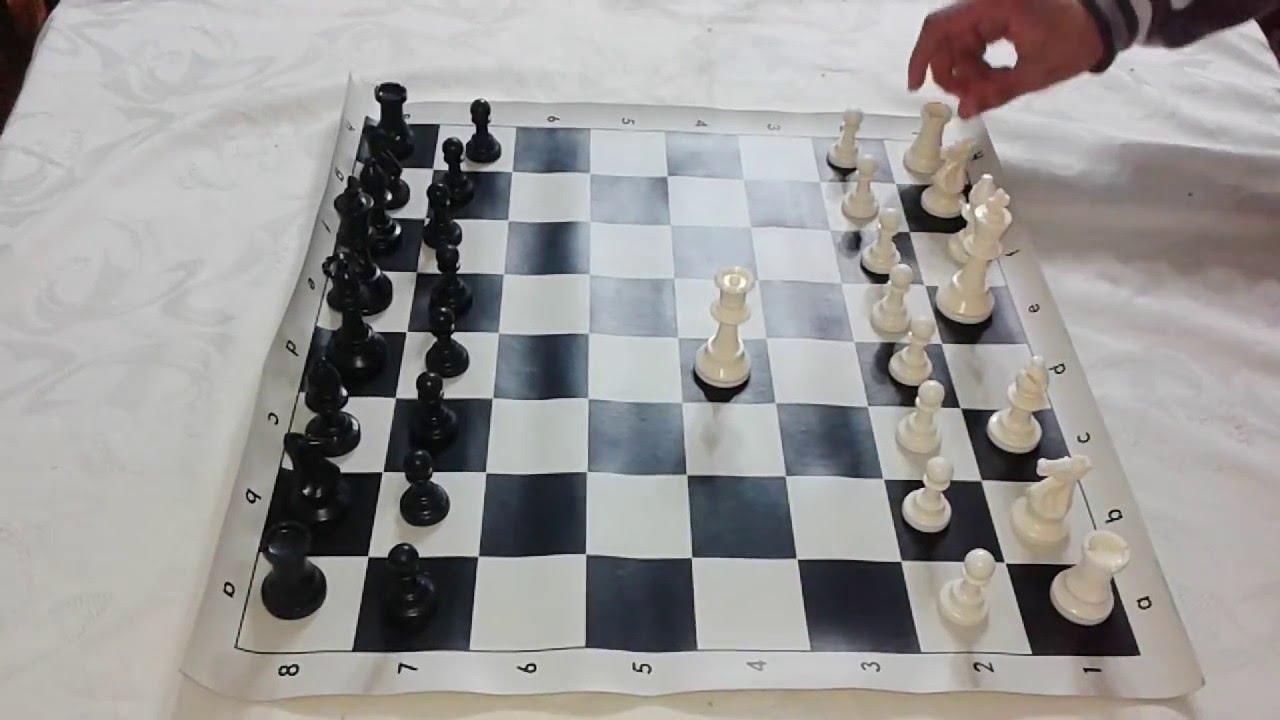 صورة كيفية لعب الشطرنج , اريد ان اعرف طريقه اللعب بالشطرنج