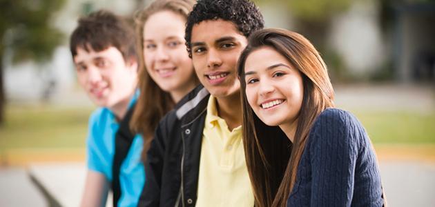 صورة مرحلة المراهقة , تعريف المراهقه بالفيديو