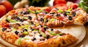 صور بيتزا , خلفيات لذيذه للبيتزا