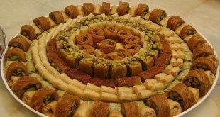 حلويات عربية , اصنعى حلوى شرقيه فى بيتك