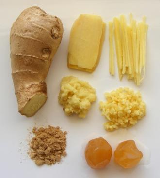 بالصور ما هي فوائد الزنجبيل , القيمة الغذائية للزنجبيل 3216 7