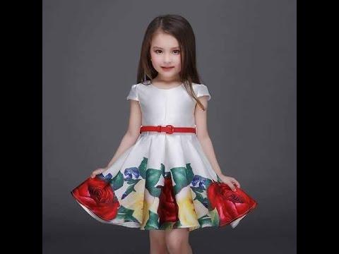 بالصور فساتين اطفال بنات , ما اجمل الملكات الصغيرة 3231 2