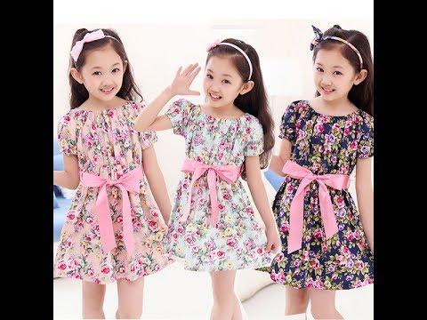 بالصور فساتين اطفال بنات , ما اجمل الملكات الصغيرة 3231 5