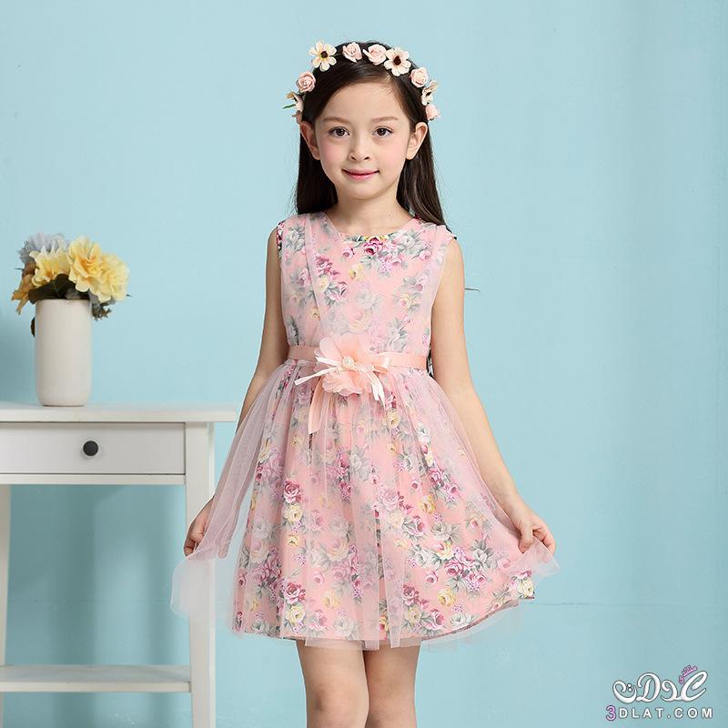 بالصور فساتين اطفال بنات , ما اجمل الملكات الصغيرة 3231 9