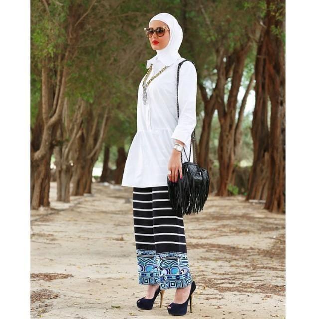 بالصور ملابس محجبات تركية , احدث الازياء التركية 3727 2
