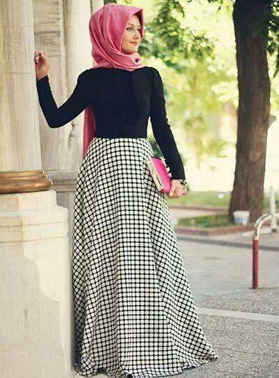 بالصور ملابس محجبات تركية , احدث الازياء التركية 3727 3
