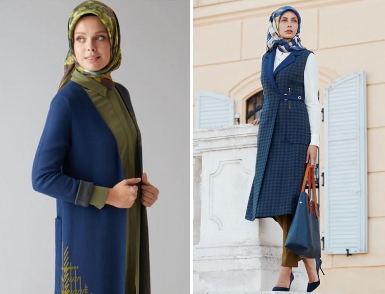 بالصور ملابس محجبات تركية , احدث الازياء التركية 3727 6