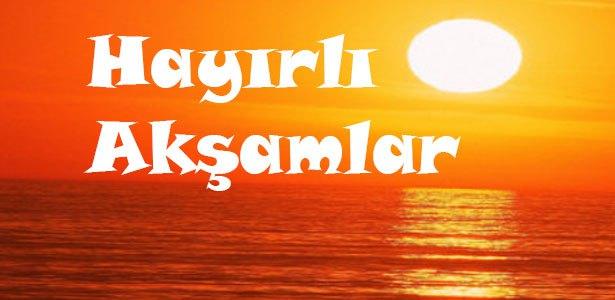 صورة مساء الخير بالتركي , اجمل المساءات التركية