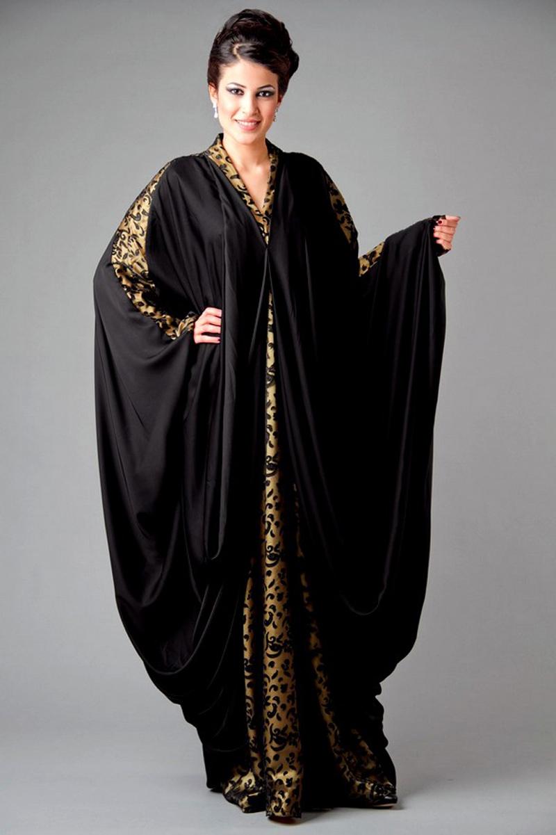 بالصور عباية سعودية , احلى عبايات الخليج الرائعة 3779 2
