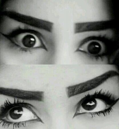 بالصور عيون سوداء , اجمل عيون سوداء 3826 1
