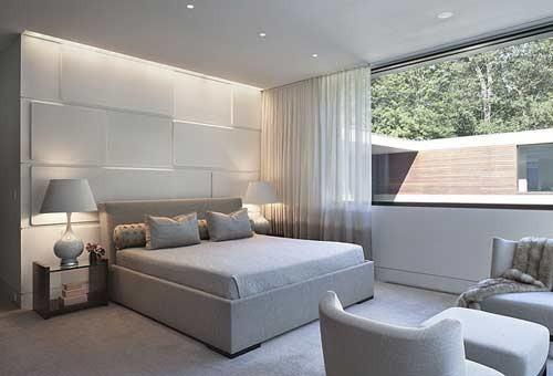بالصور اجمل ديكورات غرف النوم , موضة الالوان في غرف النوم 2019 3852 7