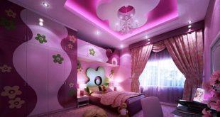 اجمل ديكورات غرف النوم , موضة الالوان في غرف النوم 2019