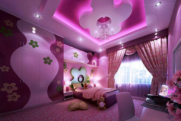 صور اجمل ديكورات غرف النوم , موضة الالوان في غرف النوم 2019