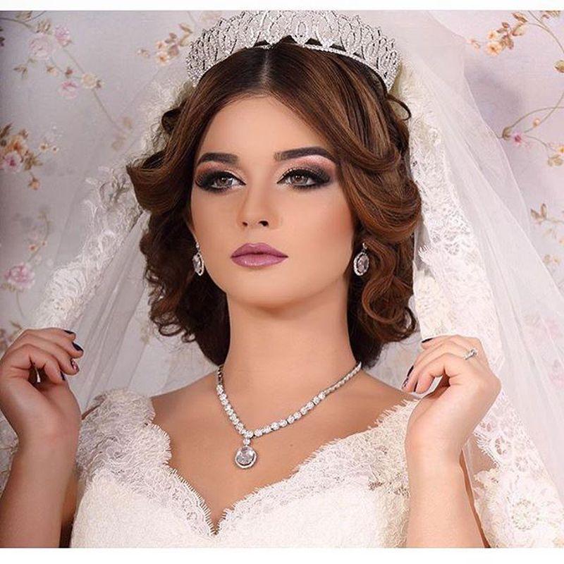 بالصور تسريحات عرايس , احلى عرايس 2019 3896