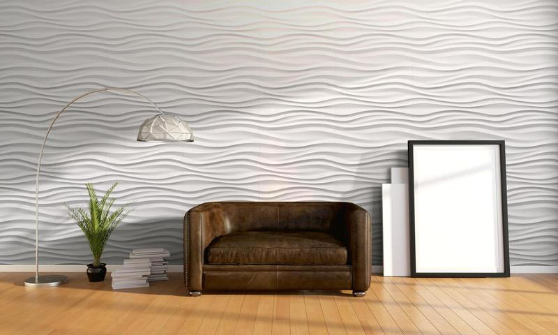 بالصور تغليف جدران , طرق تزيين حائط المنزل 3904 2