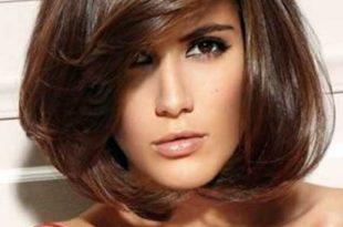 صورة قصات شعر قصير مدرج , موضة الشعر القصير