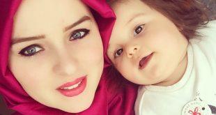 صوره صور ام وبنتها , اطلالات متشابهة بين الام وبنتها